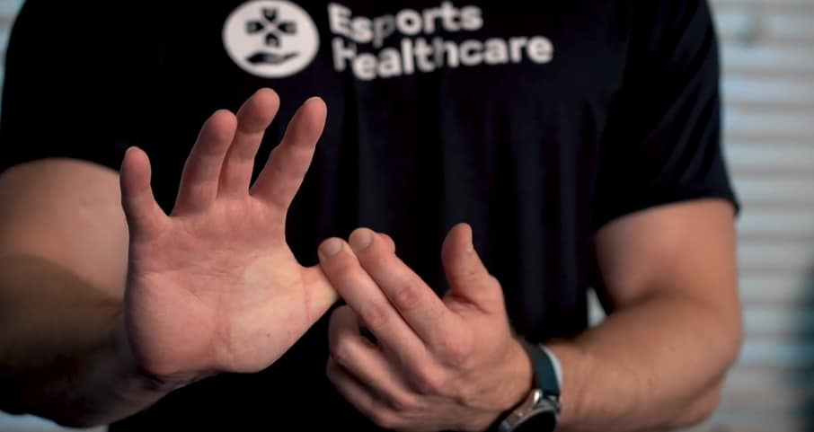Claw grip for controller users: 7 steps to stay healthy – Esports Healthcare
