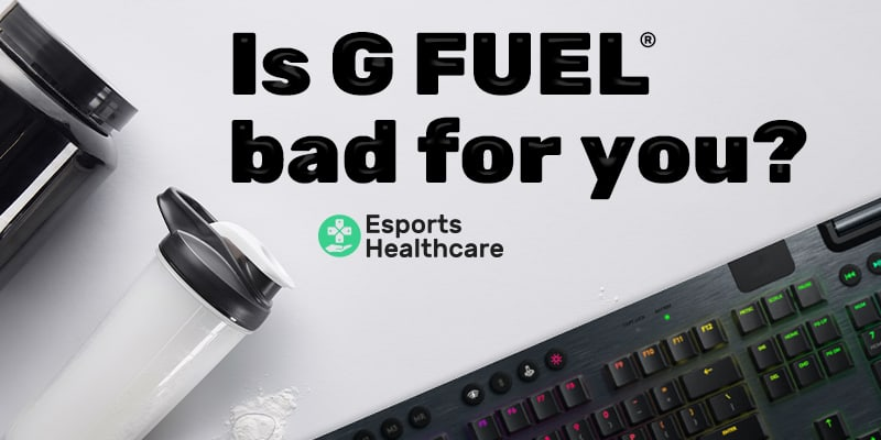 Is G FUEL bad for you