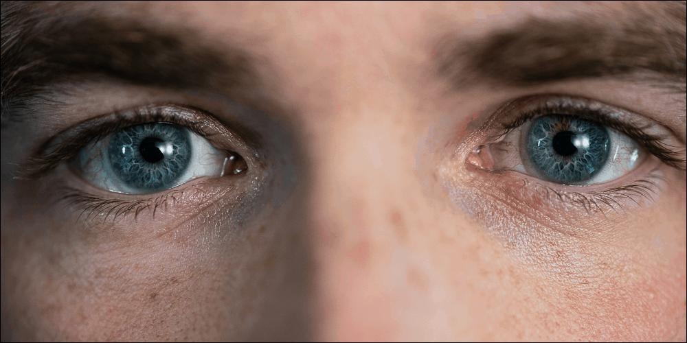 close up photo of eyes