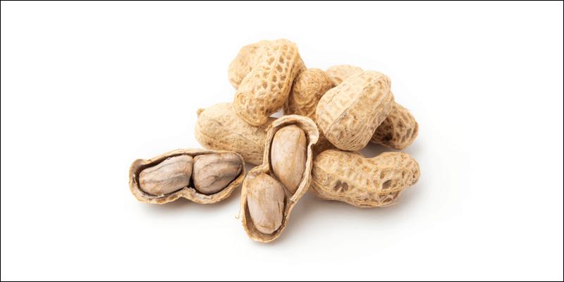 Healthy gamer snacks: peanuts