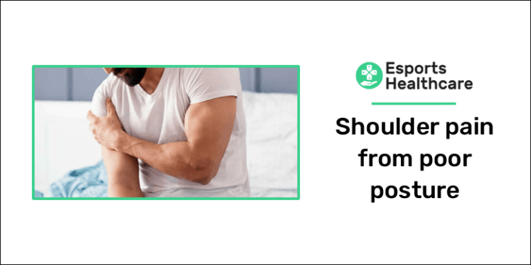 Discover how shoulder pain may come from your awful posture